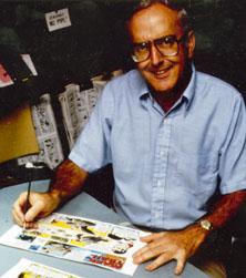 Cartoonist Wikipedia