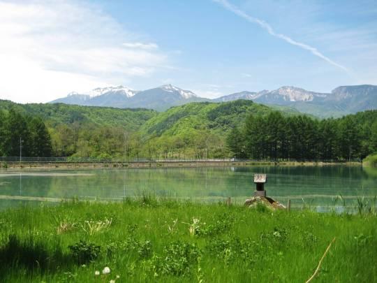 Your Name (kimi no na wa) Locations: Lake Ostuki