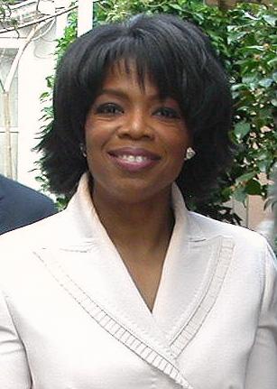 Oprah Winfrey / Wikipedia