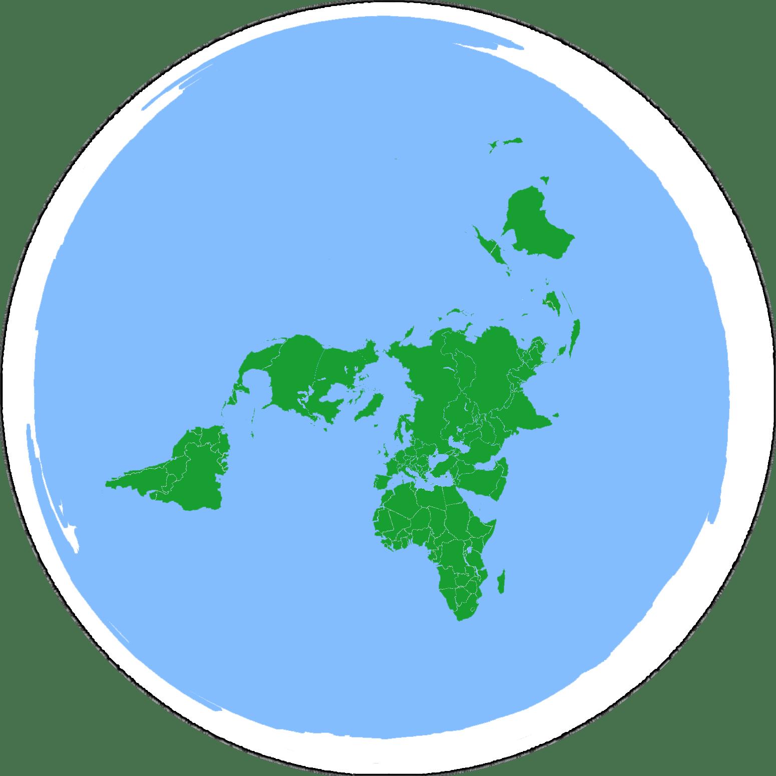 Www Alternative World Map