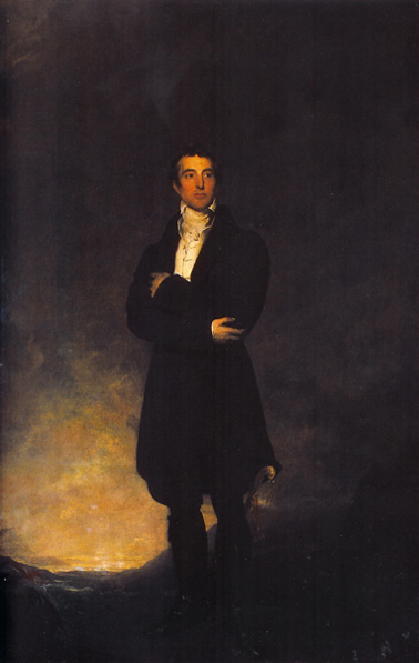 Sir Arthur Wellesley - Regency Period - Philippa Jane Keyworth - Regency Romance Author