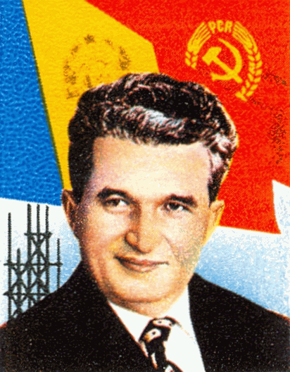 Nicolae Ceausescu - a great atheist head of state