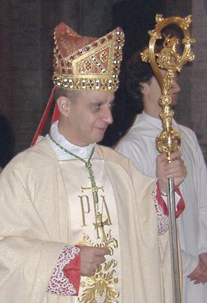 Mons. Salvatore Fisichella, Vescovo Ausiliare ...