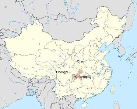 Risultati immagini per western economic triangle china