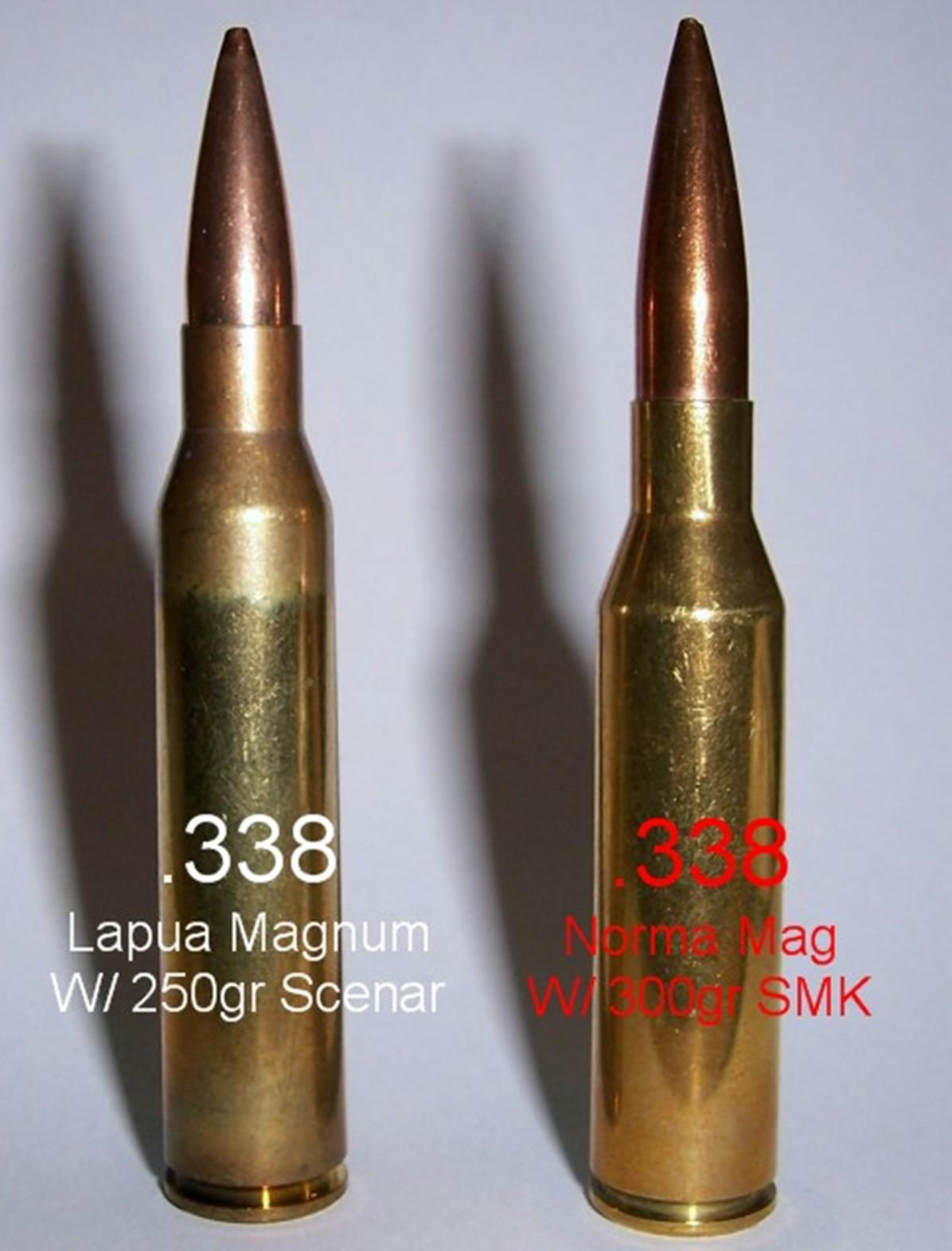 338 Win Vs Trajectory Lapua Mag 300