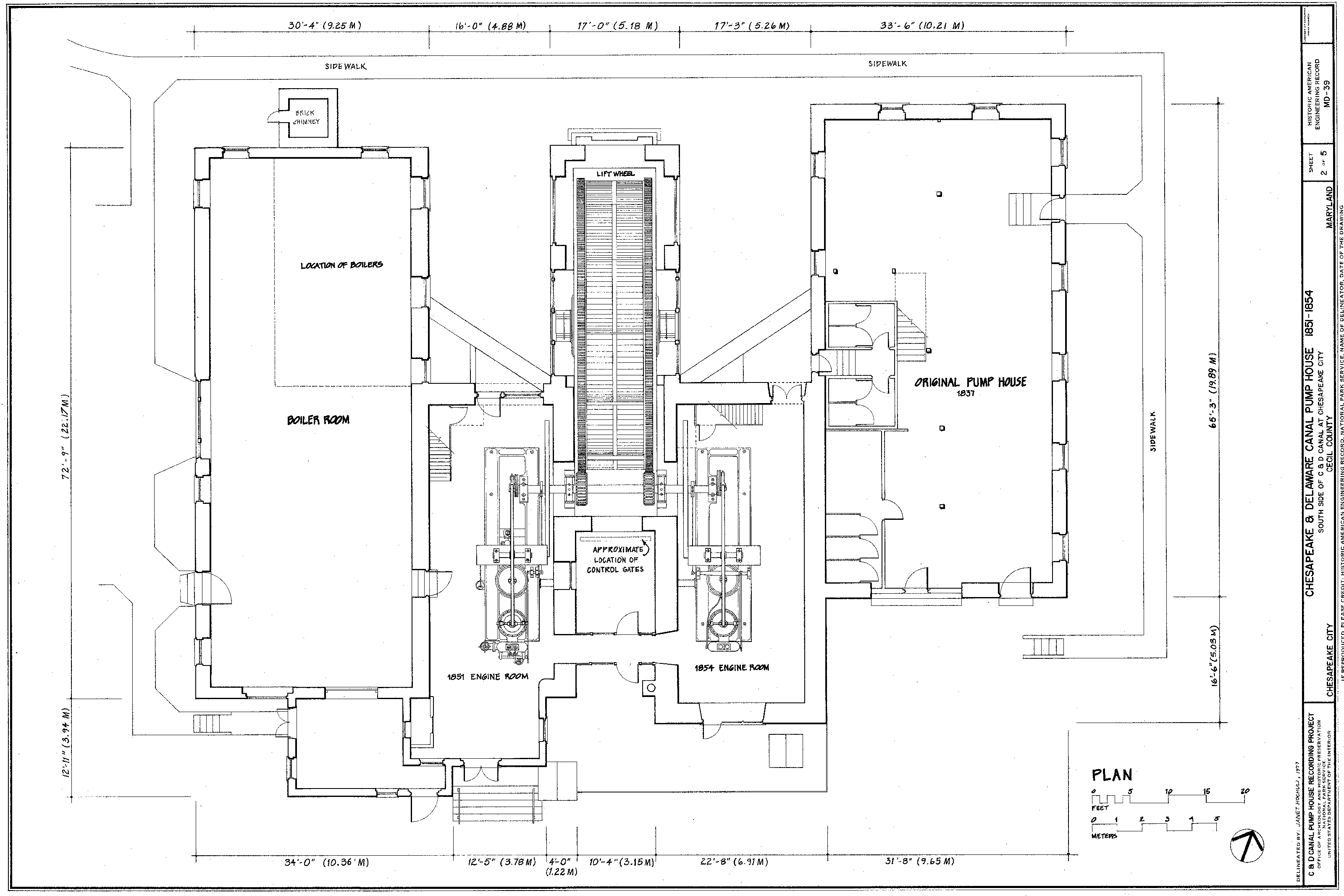 File C Amp D Cpump House Plan