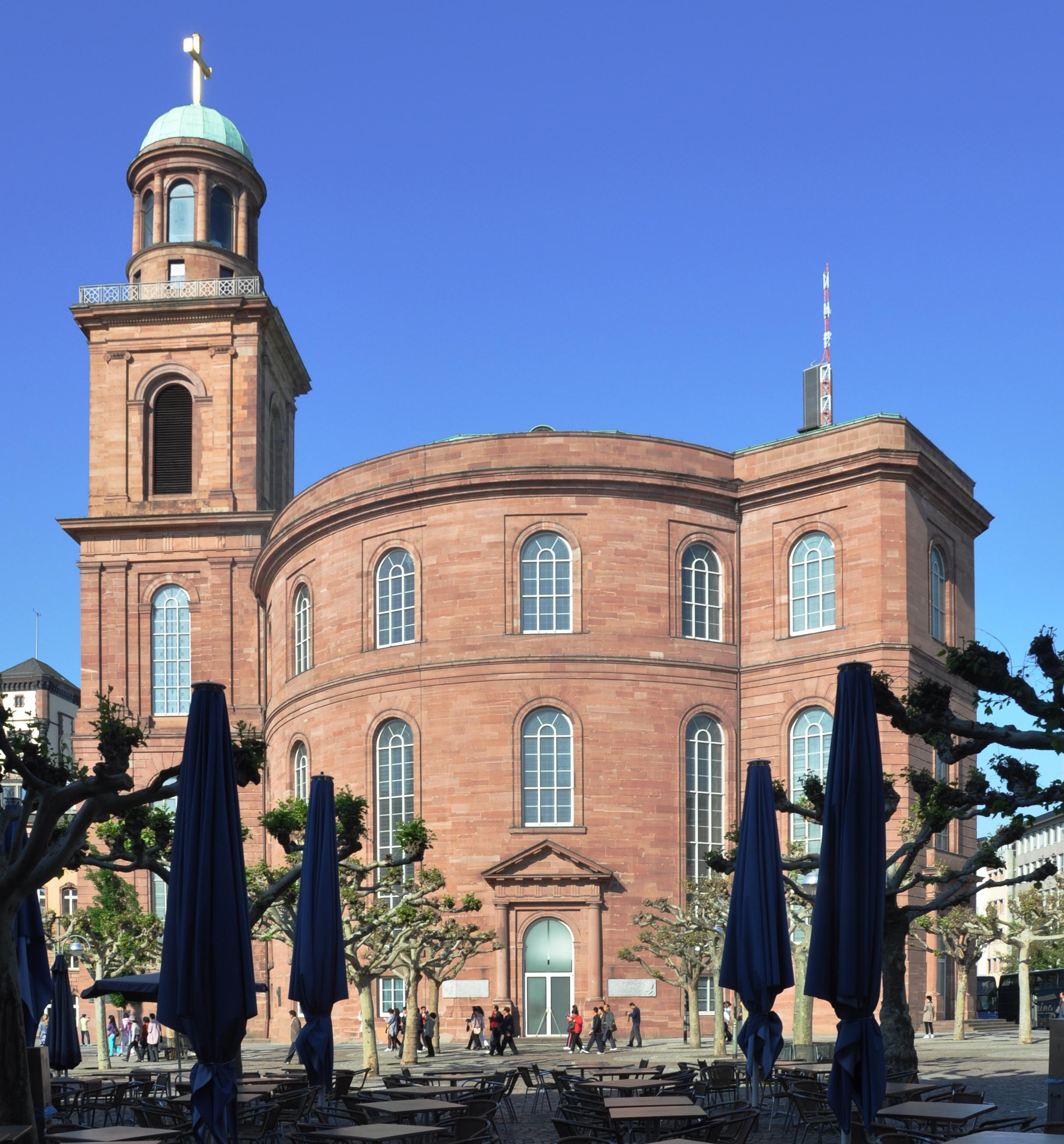Frankfurt am Main, Paulskirche