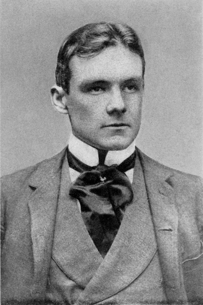 Richard Harding Davis portrait, c. 1890
