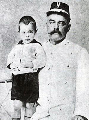Rudolph and Norman John Mac Leod