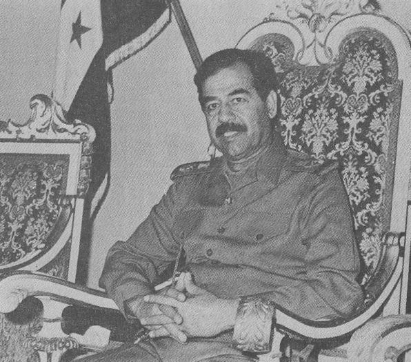 Image result for saddam hussein