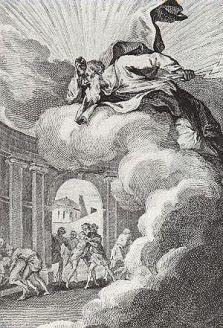 François Elluin, Sodomites provoking the wrath...