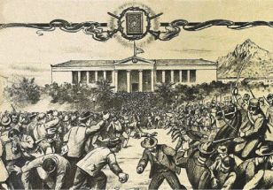Image result for 1901 – Gospel riots