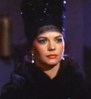 Cropped screenshot of Natalie Wood from the tr...