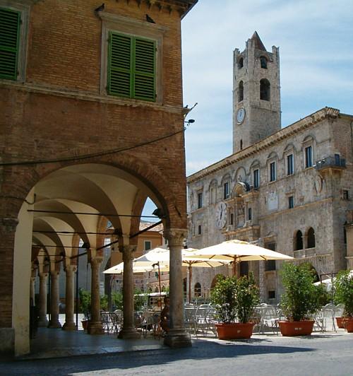Palazzo dei Capitani del Popolo, Ascoli Piceno