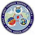 Logo of the Joint Typhoon Warning Center