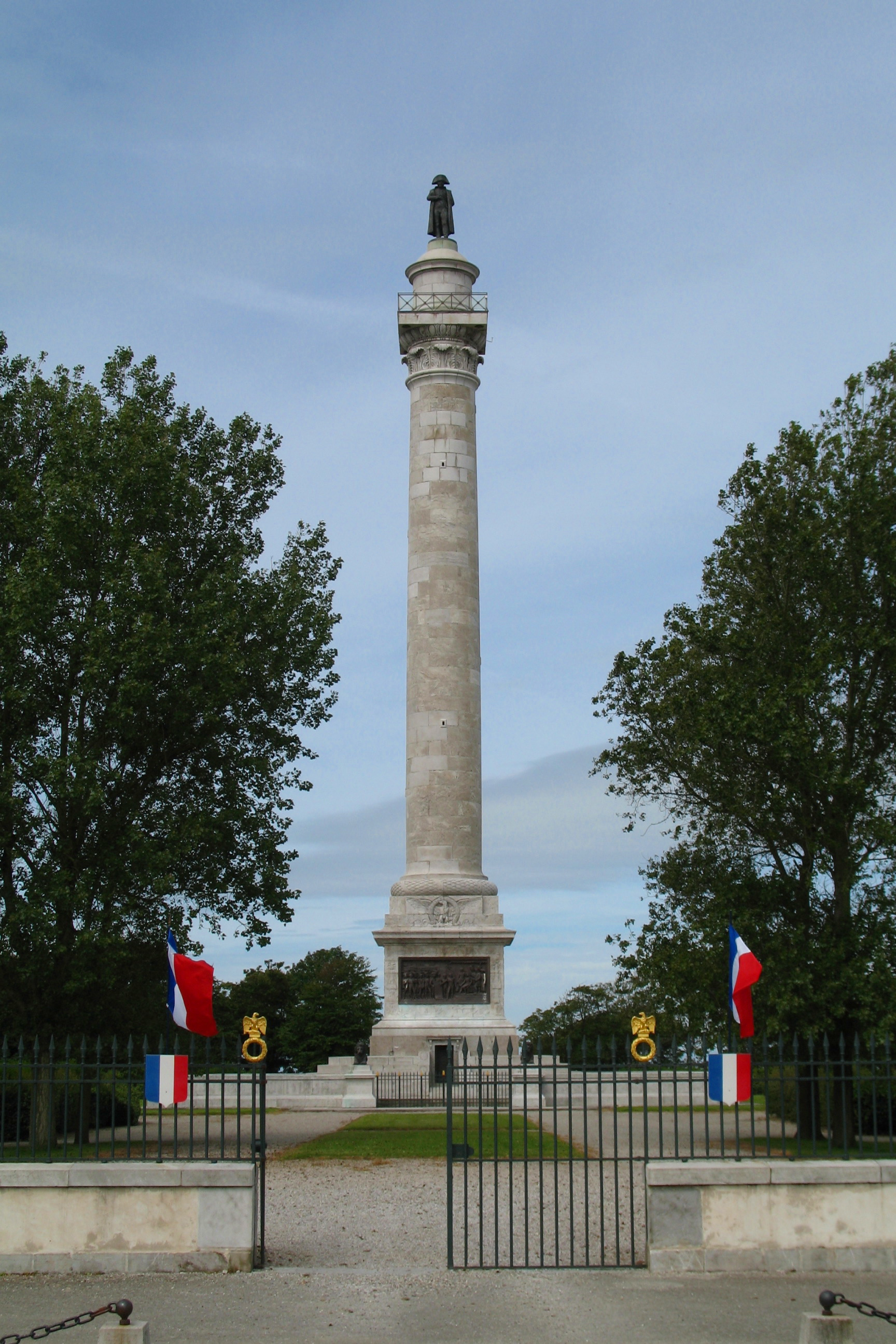Column Of The Grande Arm 233 E Wikipedia