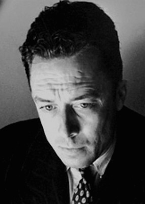 English: portrait of Alfred Camus