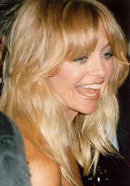Goldie Hawn. Photo taken at 61st Academy Award...