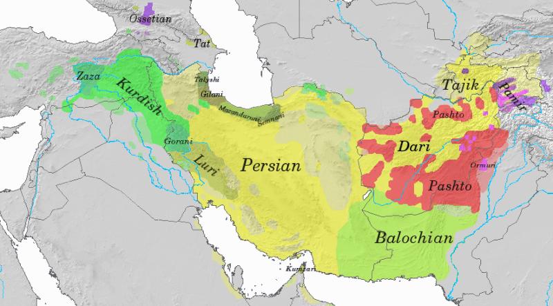 File:Iranian languages distribution.png