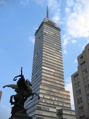 Torre Latinoamericana, de Leonardo Zeevaert