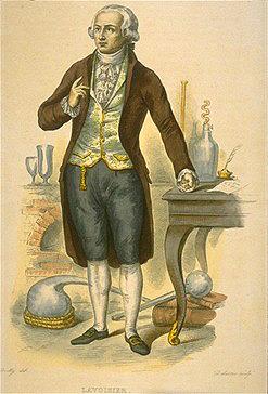Antoine Laurent Lavoisier