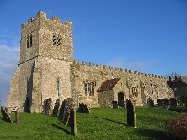 Church of St Giles, Chesterton