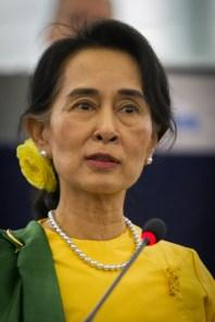 Image result for San Suu Kyi image
