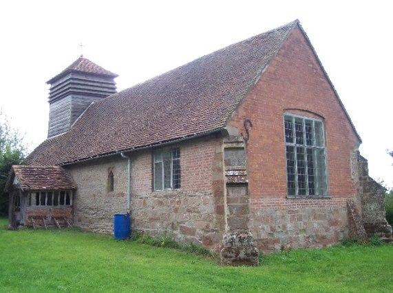 Bransford Church.