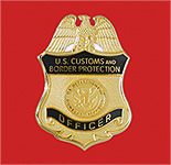 CBP Officer badge