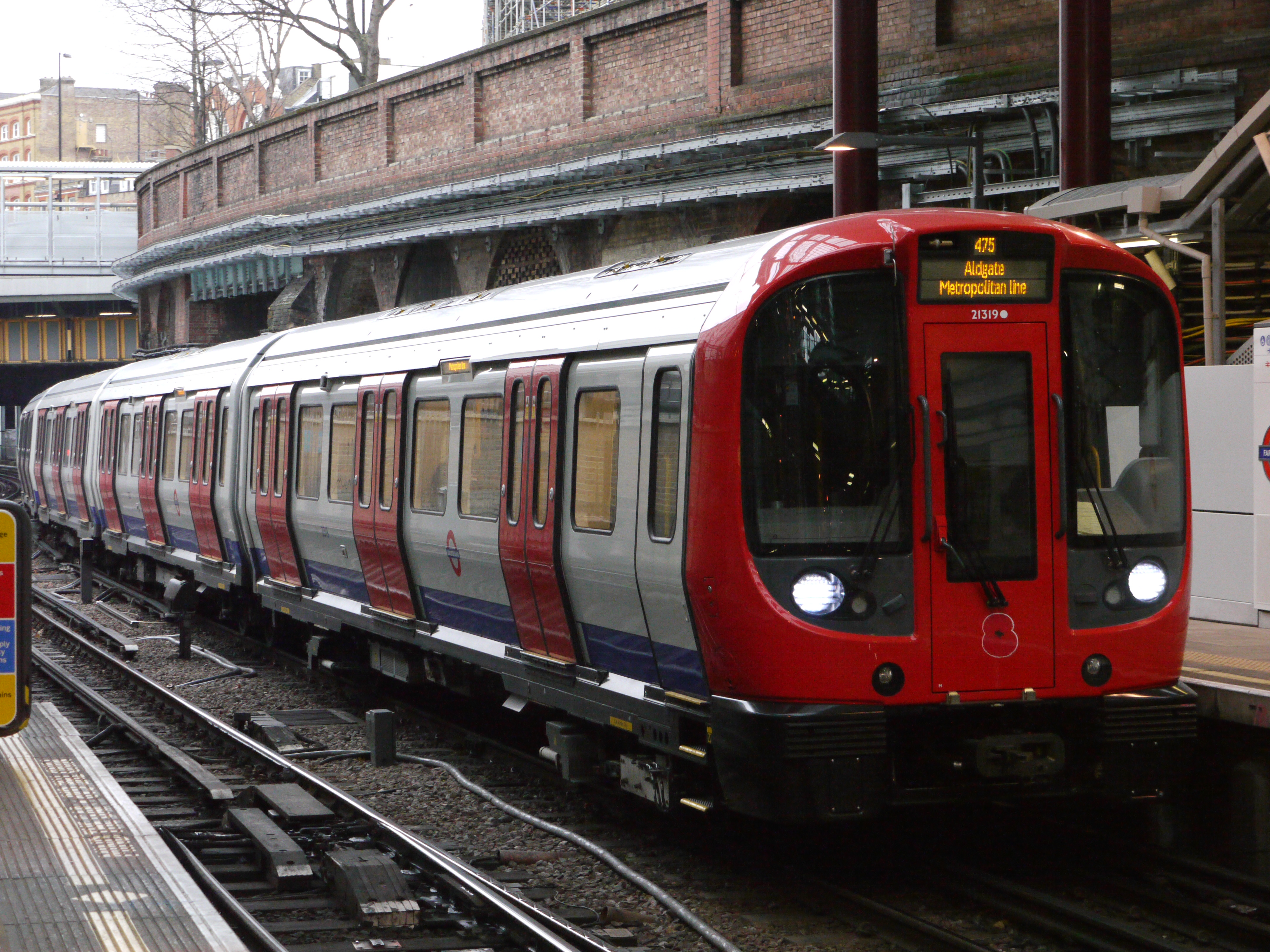 of Tube map inaccuracies London Vintage