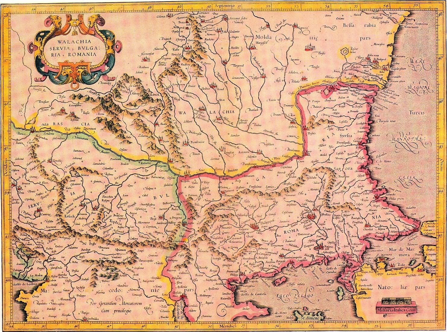 Geograficus Romania E Geografie Nu E Istorie Emil Cioran