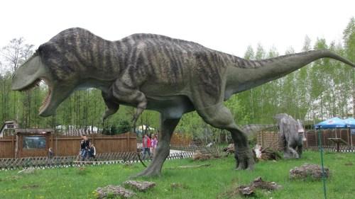dinosaur caption