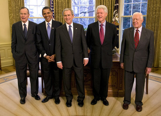 File:Five Presidents Oval Office.jpg