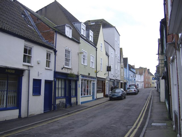 File:Market Street, Wotton-under-edge - geograph.org.uk - 343249
