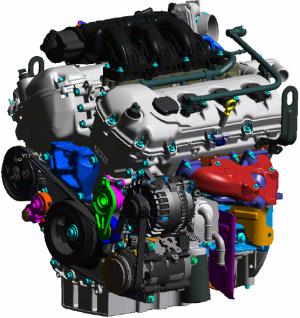 Ford Cyclone engine  Wikipedia