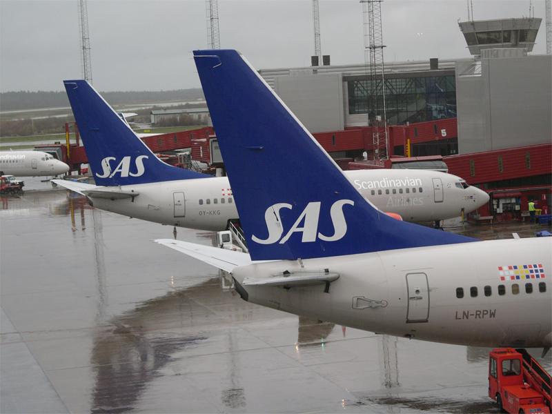 Bildresultat för sas aircraft arlanda