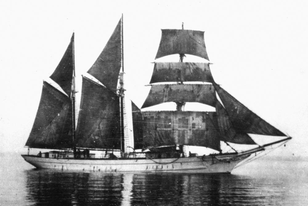 Southern Cross 1891 Melanesian Mission Ship Wikipedia