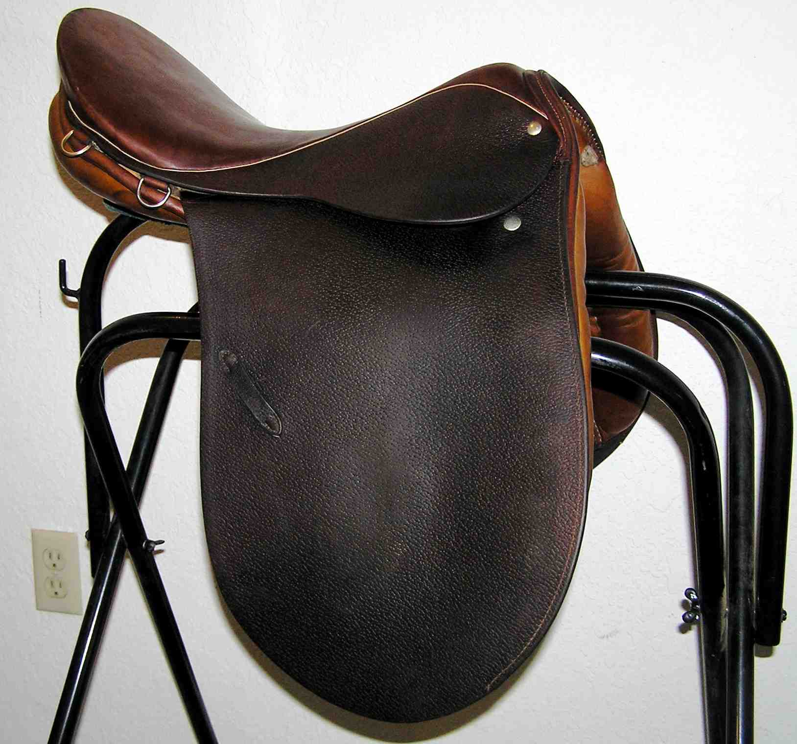 English Saddle (Stubben Tristan)