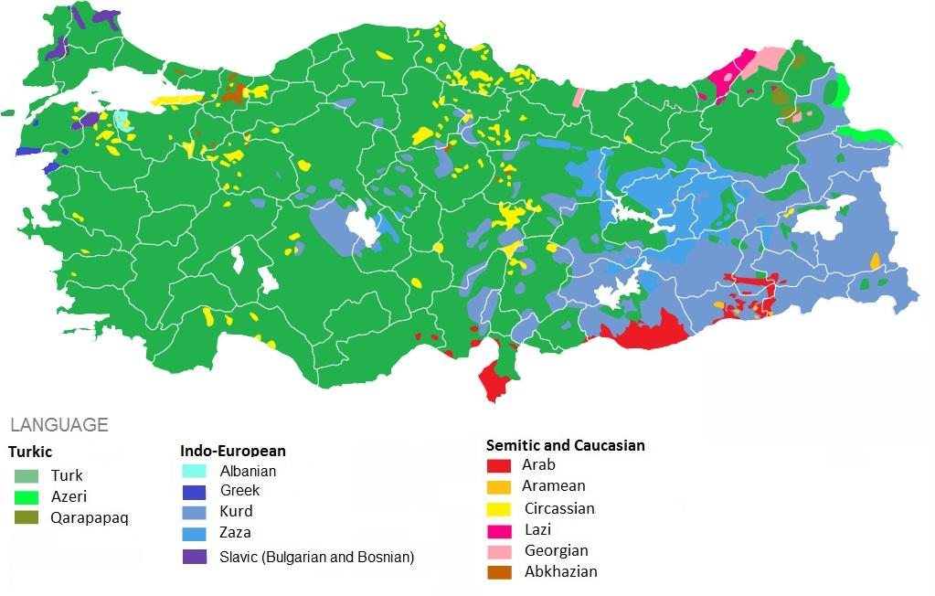 Minorities In Turkey Wikipedia