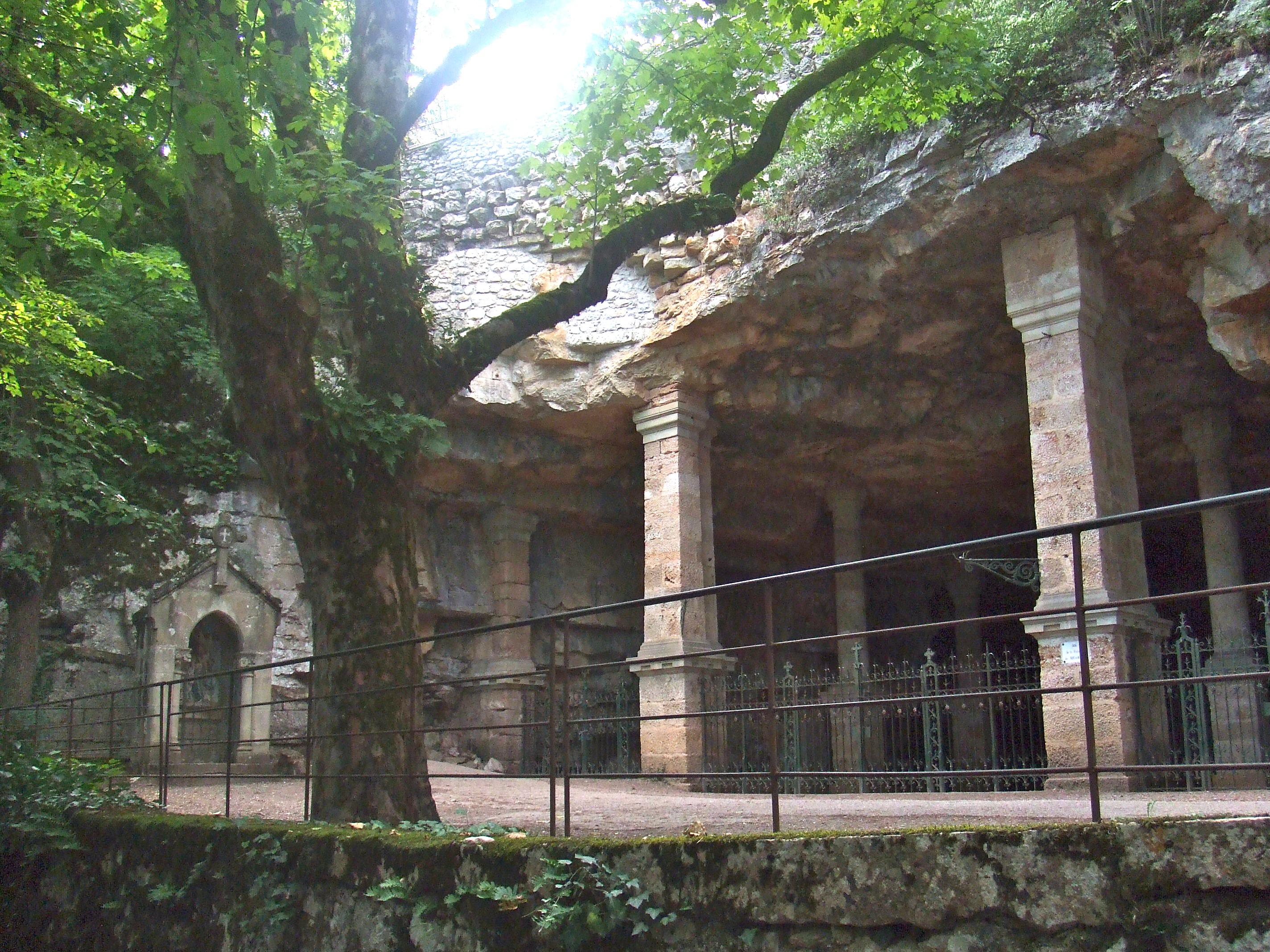 Grotte De Rocamadour Arts Et Voyages