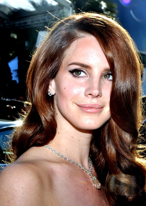 Lana Del Rey Cannes 2012 Indie Fashion