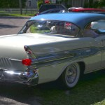 File 1957 Pontiac Star Chief Ht Coupe Rear Right Jpg Wikimedia Commons