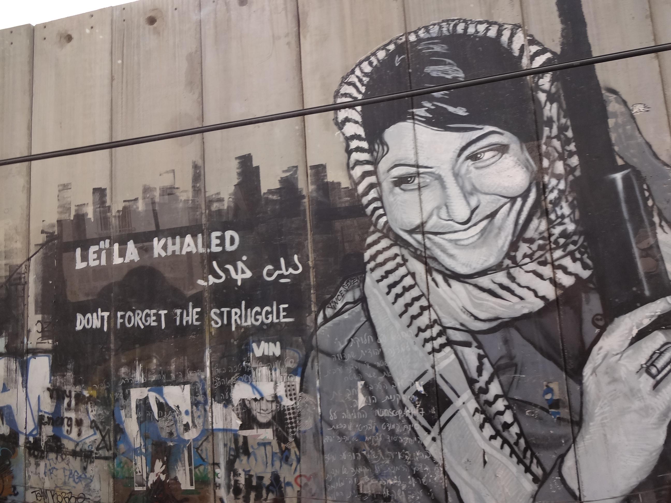 symbols of antisemitism - kafiyeh