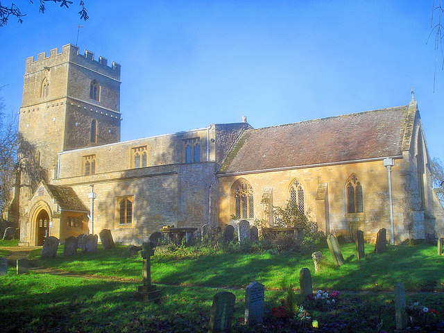 St Peter's Church at Dumbleton
