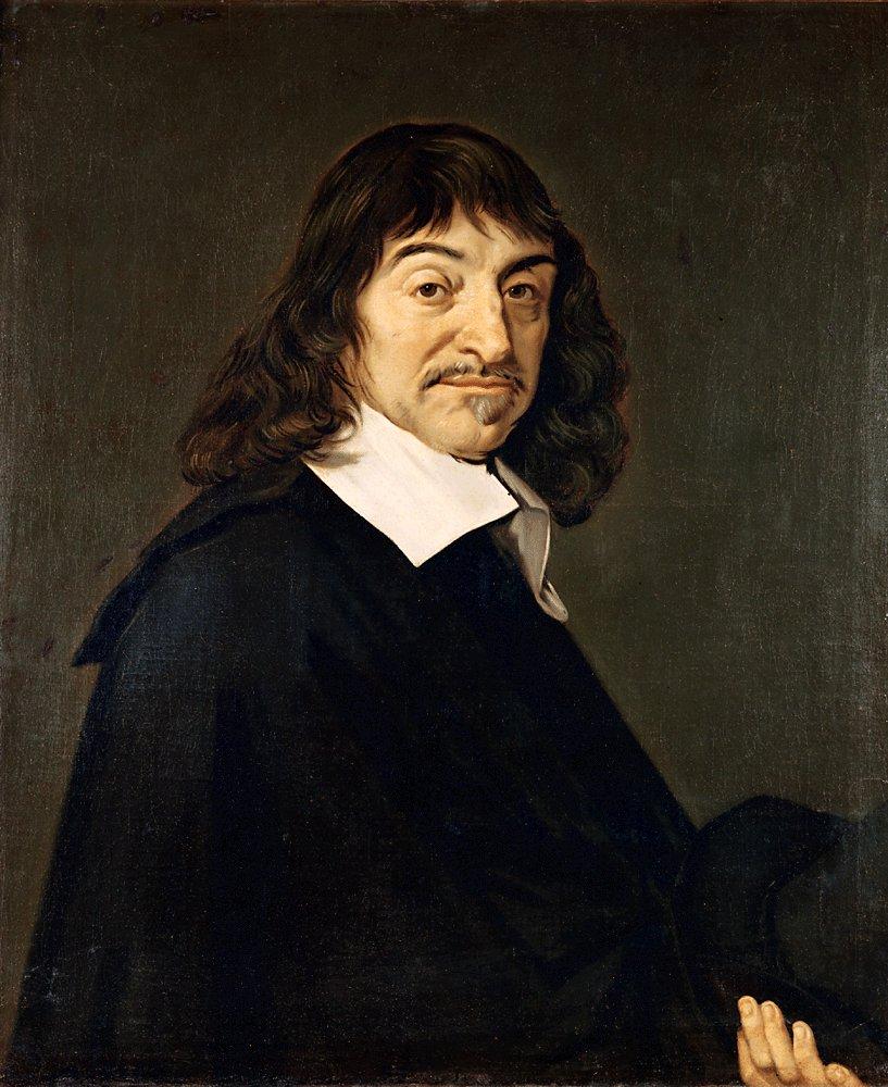 Retrato de René Descartes