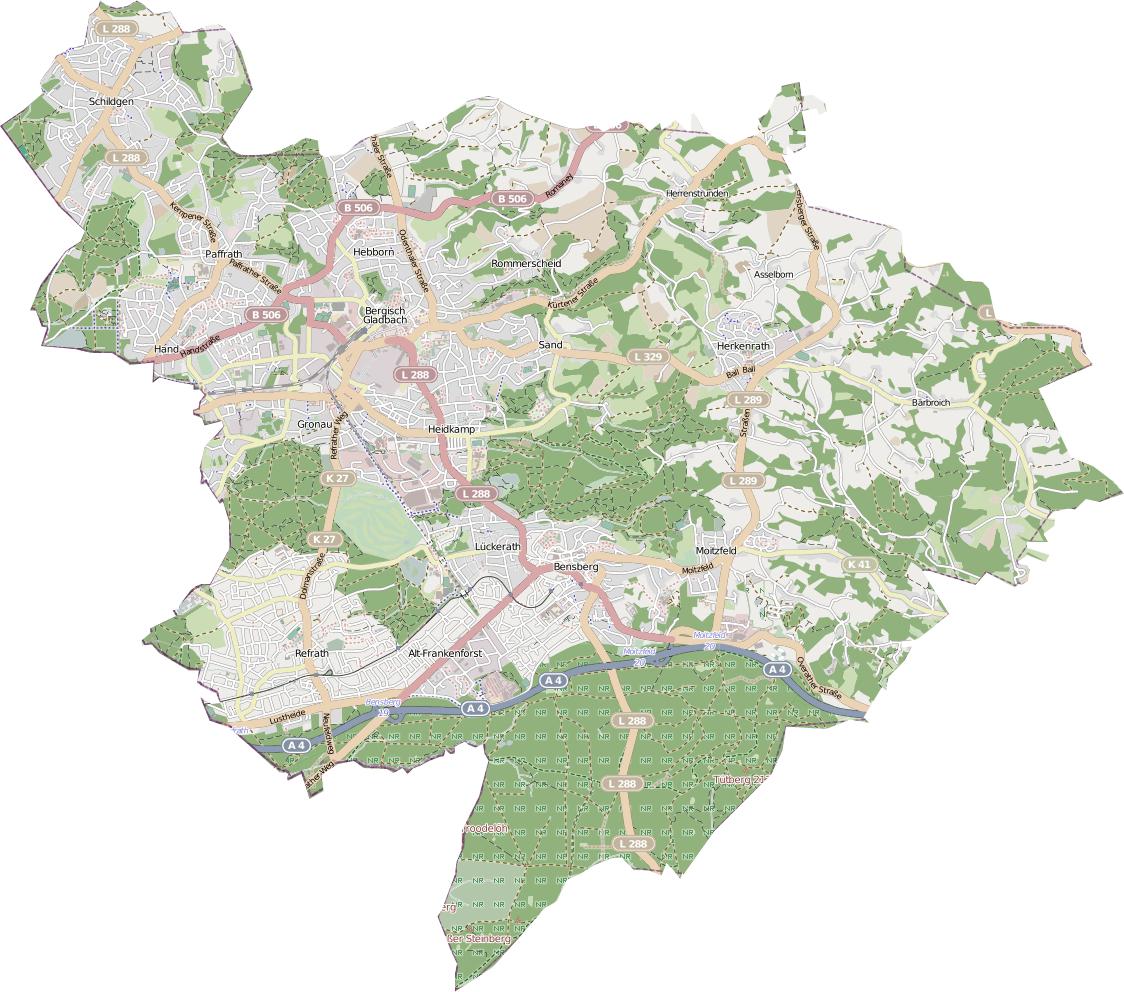 Umzugsunternehmen Bergisch Gladbach Umzug Bergisch