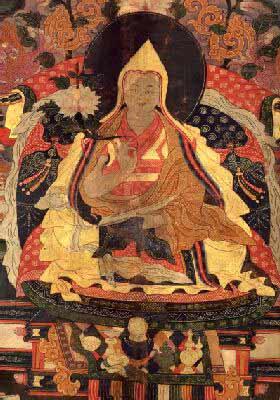 English: The Seventh Dalai Lama, Tsangyang Gyatso