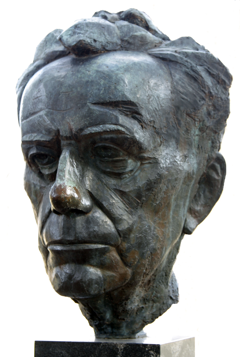 Bust of Paul Johannes Tillich
