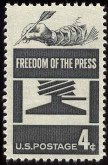 US postage stamp, 1958 UNESCO Encourages the &...