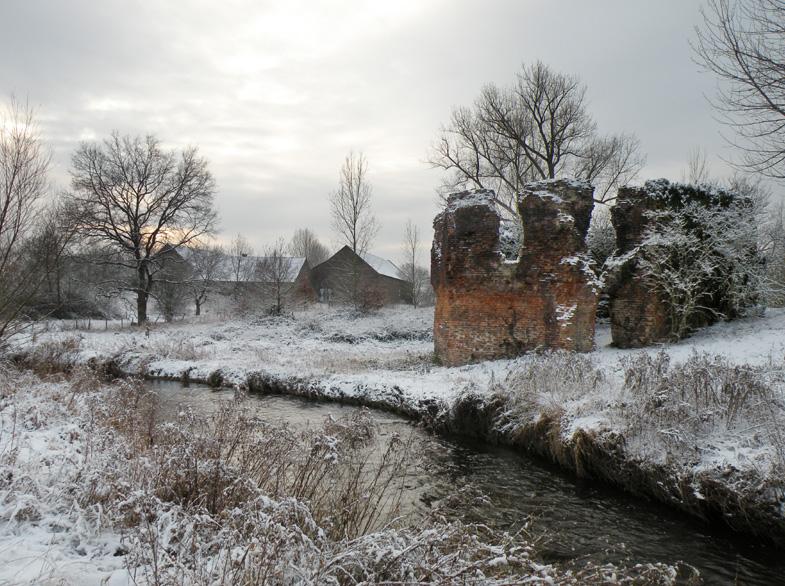 Oudborgh of Ouborg bij Swalmen.